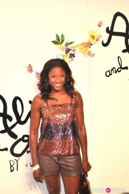 rutina wesley in Gen Art presents Fall for New York at Skylight West sponsored by Three-O Vodka