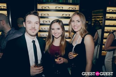 ryan beler in Warby Parker Upper East Side Store Opening Party