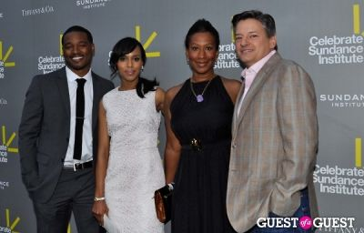 ryan coogler;-kerry-washington in 3rd Annual Celebrate Sundance Institute Los Angeles Benefit