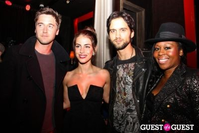 ryan eggold in Symmetry Live: An Exclusive Acoustic Performance by Foxes at W Hollywood