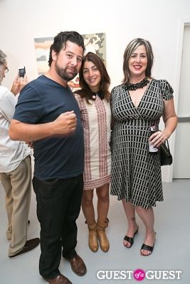 abbe aaronson in Trey Speegle: Good Luck With That Opening Reception