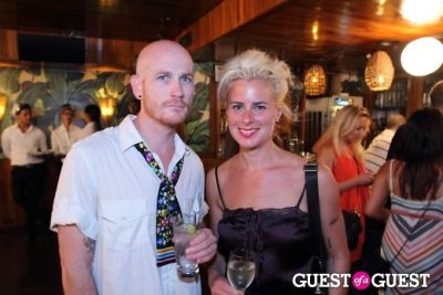 ryan hobbs in GofG Launch Party at the Cabanas/Maritime Hotel