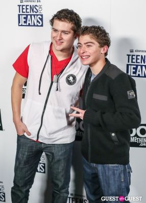 ryan ochoa in 6th Annual 'Teens for Jeans' Star Studded Event