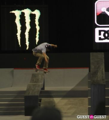 Street League Skateboard Tour