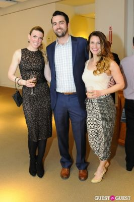 ryan sheehy in IvyConnect NYC Presents Sotheby's Gallery Reception