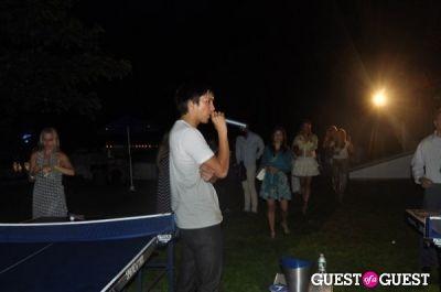 ryan willard in Grey Goose Blue Door- Ping pong