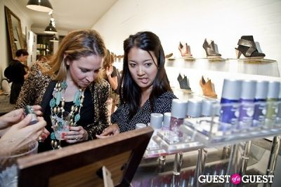 michelle chan in Matt Bernson Celebrates Fashion's Night Out 2012