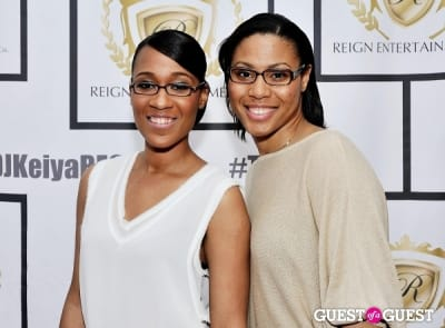 courtney johynson in Reign Entertainment Hosts The Launch of 3D Art by S. Whittaker