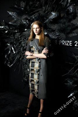 sabina lobova in HUGO BOSS Prize 2014