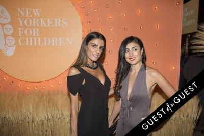 sabina savannah in New Yorkers For Children 15th Annual Fall Gala