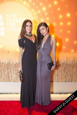 eleni sustic in New Yorkers For Children 15th Annual Fall Gala