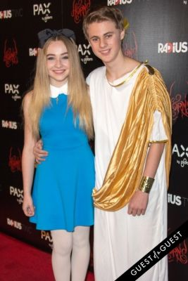sabrina carpenter in Premiere of PAX by Ploom presents TWC's HORNS