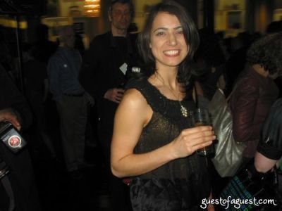 sabrina chapman in Gen Art Film Festival Launch Party