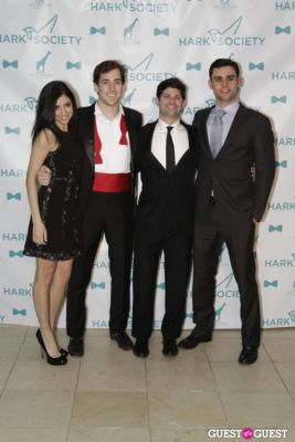 clay blackiston in The Hark Society's 2nd Annual Emerald Tie Gala