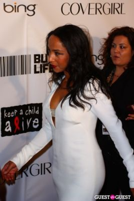 sade in COVERGIRL Presents, Keep A Child Alive's Black Ball NY 2010