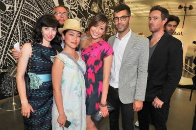 sadek bazaraa in AOL's 25th Anniversary Celebration: The Project on Creativity
