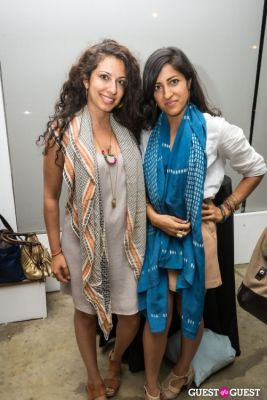 sahar ghaheri in Launch Party in Celebration of Zady