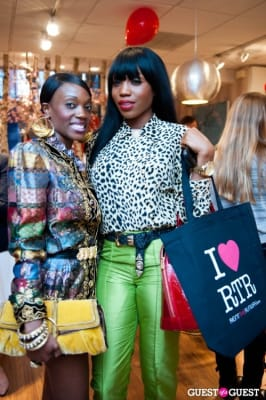 sai sankoh in Rent The Runway at Wink