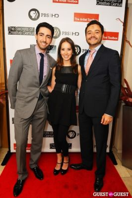"""salvador avila-bretts in Launch Party at Bar Boulud - """"The Artist Toolbox"""""""