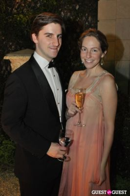 sam dangremond in Frick Collection Spring Party for Fellows