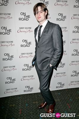sam riley in NY Premiere of ON THE ROAD