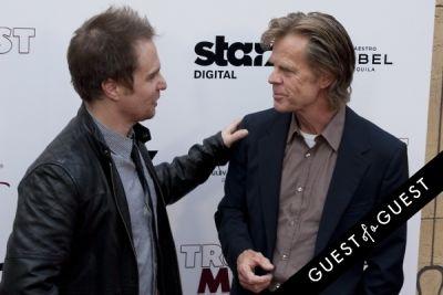 sam rockwell in Clark Gregg's TRUST ME Premiere