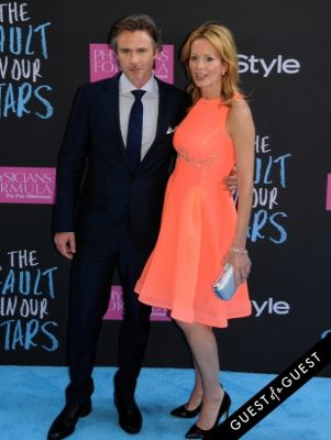 sam trammell in The Fault In Our Stars Premiere