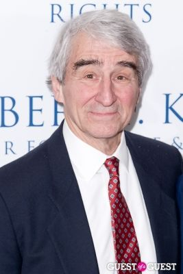sam waterston in RFK Center For Justice and Human Rights 2013 Ripple of Hope Gala