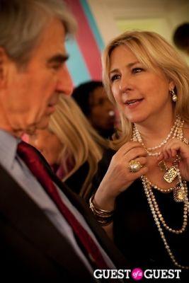 sam waterston in Launch of ROCKNROLA jewelry