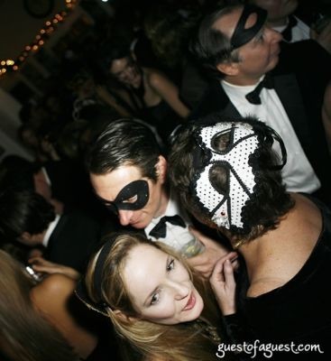 rosemary altea in Masquerade christmas party