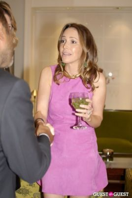 samantha boardman in David Webb's Fashion's Night Out