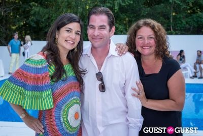 aida turturro in Celebrity Matchmaker, Samantha Daniels Hosts Cocktails For NYC Mayoral Candidate, Jack Hidary