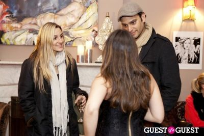 samantha lobosco in Toast the Launch of the New Blaise + Co website