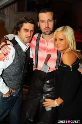 samantha nicholson in The Gangs of New York Halloween Party