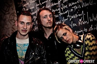 samantha ronson in Charlotte Ronson After Party