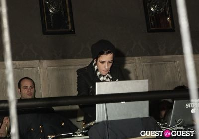 samantha ronson in Charlotte Ronson Fall 2010 After Party