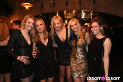 samantha russell in Toro Lounge Party in the Smyth Hotel