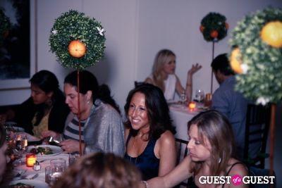 samantha wallack in The Feast: L.E.S Cirque Press Preview Night 2
