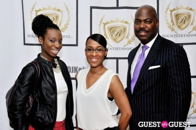 samantha williams in Reign Entertainment Hosts The Launch of 3D Art by S. Whittaker