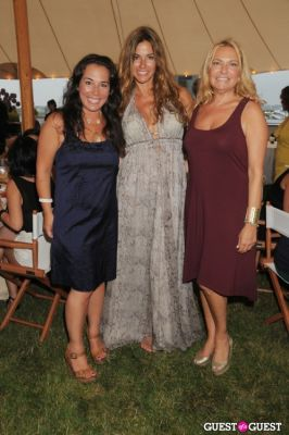 debra halpert in Hamptons Magazine Clambake