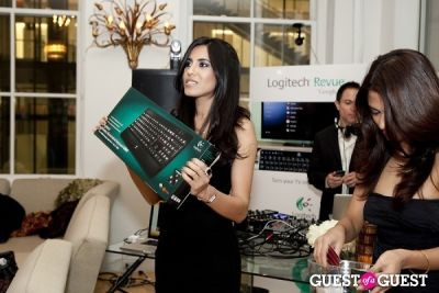 samar wajih-zaman in Happy Hearts Fund with Petra Nemcova, Tilden Marketing, Logitech and Google TV