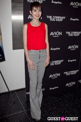 sami gayle in Avion Espresso Presents The Premiere of The Company You Keep