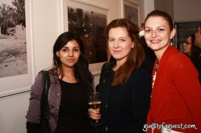 isabelle miranda in Opening Party for Stuart Franklin: The Dogon