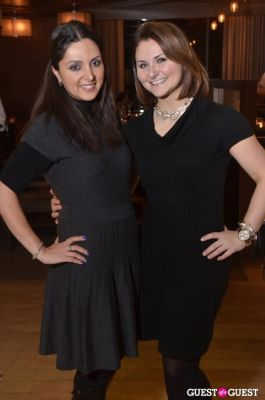 sanam toosi in CharityChicks US Kickoff Party