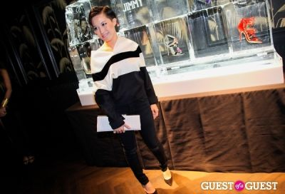 sandra choi in Jimmy Choo and Sandra Choi Celebrate the Cruise Collection