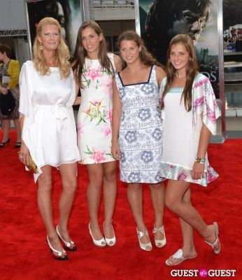 sandra lee in Harry Potter And The Deathly Hallows Part 2 New York Premiere