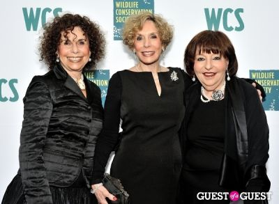 linda hoffman in Wildlife Conservation Society Gala 2013