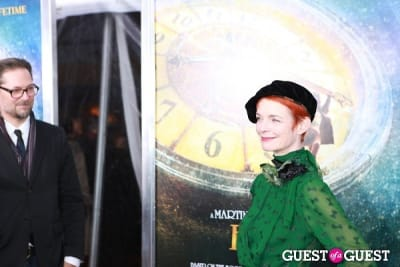 sandy powell in Martin Scorcese Premiere of