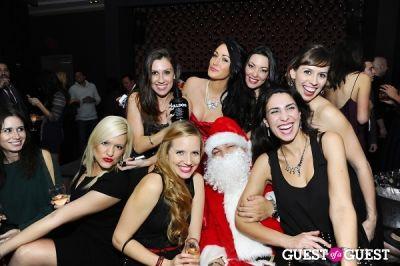 santa in Celebrate Your Status w/ Status Luxury Group & Happy Hearts Fund