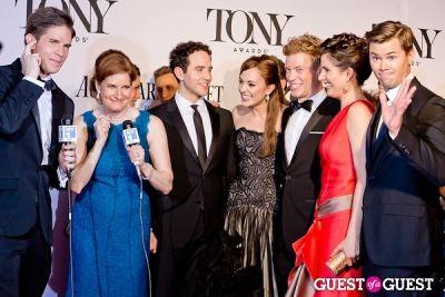 santino fontana in Tony Awards 2013